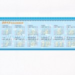 pens with calendars inside
