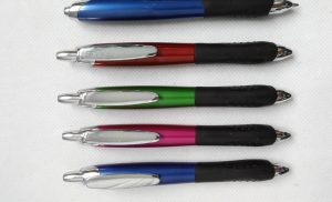 Metallic Anti Slip Pens