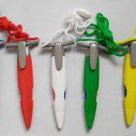 Dual Color Horn Pens