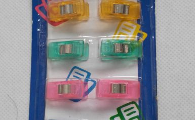 Small Clips Pins